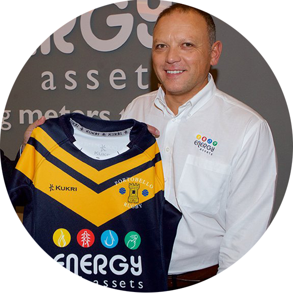Portobello RFC is Energised through New Sponsorship Deal