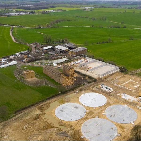 EAU Expertise Helps Biomethane Plant Get Set to Serve 6,000 Homes