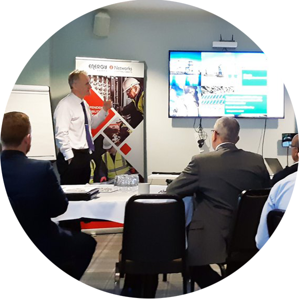 Energy Assets Networks Provides Valuable Training for ICP's