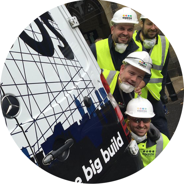 Energy Assets Answers DIY SOS Call