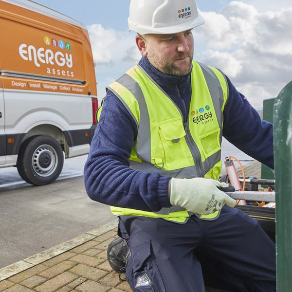 Energy Assets Pursues Pole Position in Metering Operations