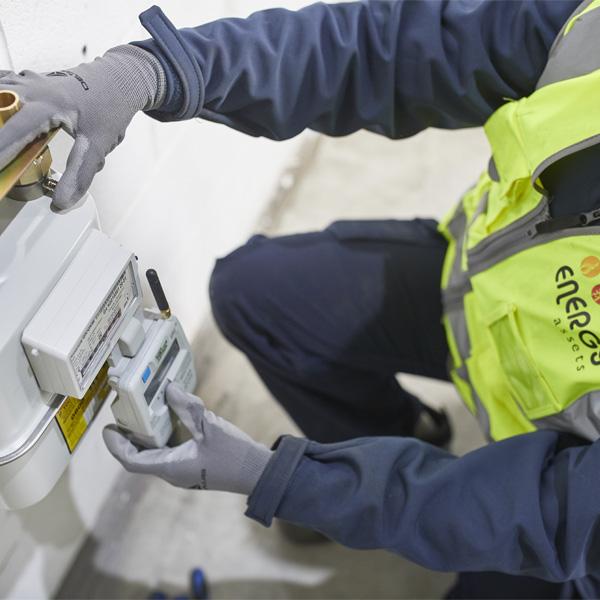 Gas AMR & Smart Metering