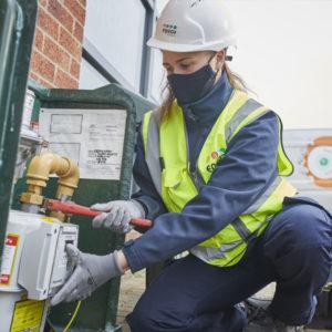 Gas Metering  & Data