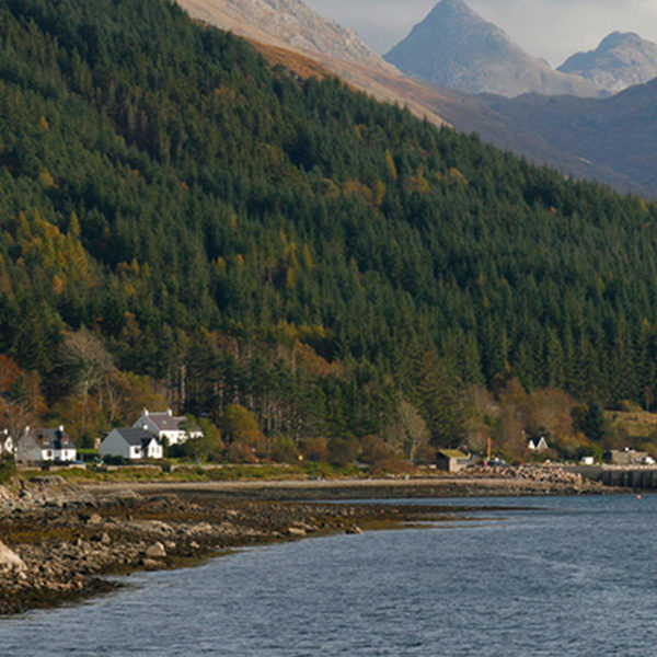 Keeping the Lights on in Knoydart Scotland