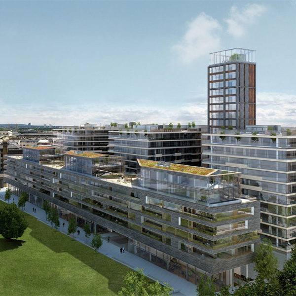 Berkley Homes Award One Tower Bridge Project to Energy Assets Utilities