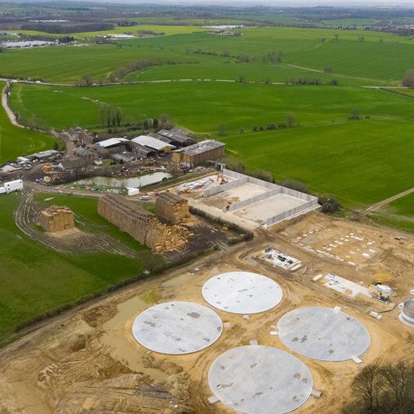 Pontefract Biomethane meets the energy needs of 6,000 homes