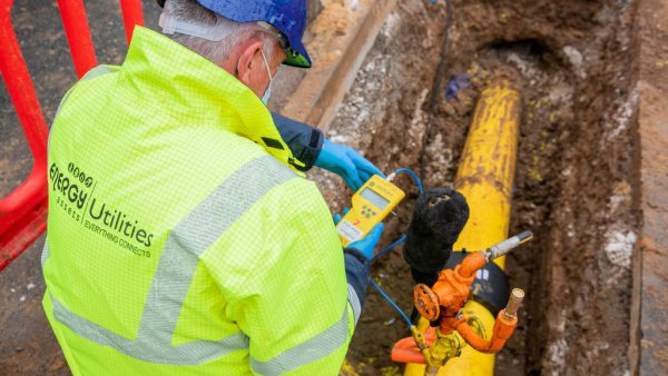 EAU Injects Energy into Gas Network for World Class Multi-Use Development