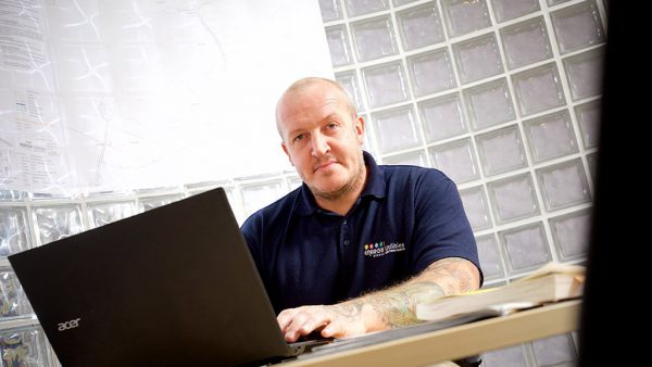 Rapid Promotion for Alan at Energy Assets Utilities
