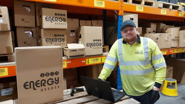 A Day In The Life of Chris Byrne, Warehouse Supervisor
