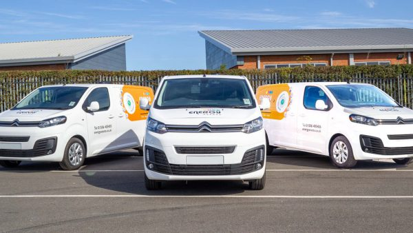 Energy Assets Drives Up Operator Safety with Refreshed Vehicle Fleet