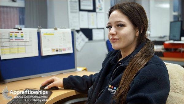 Megan Walsh – Apprentice Streetworks Coordinator