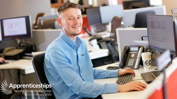 Apprenticeship Drives Success for Sean